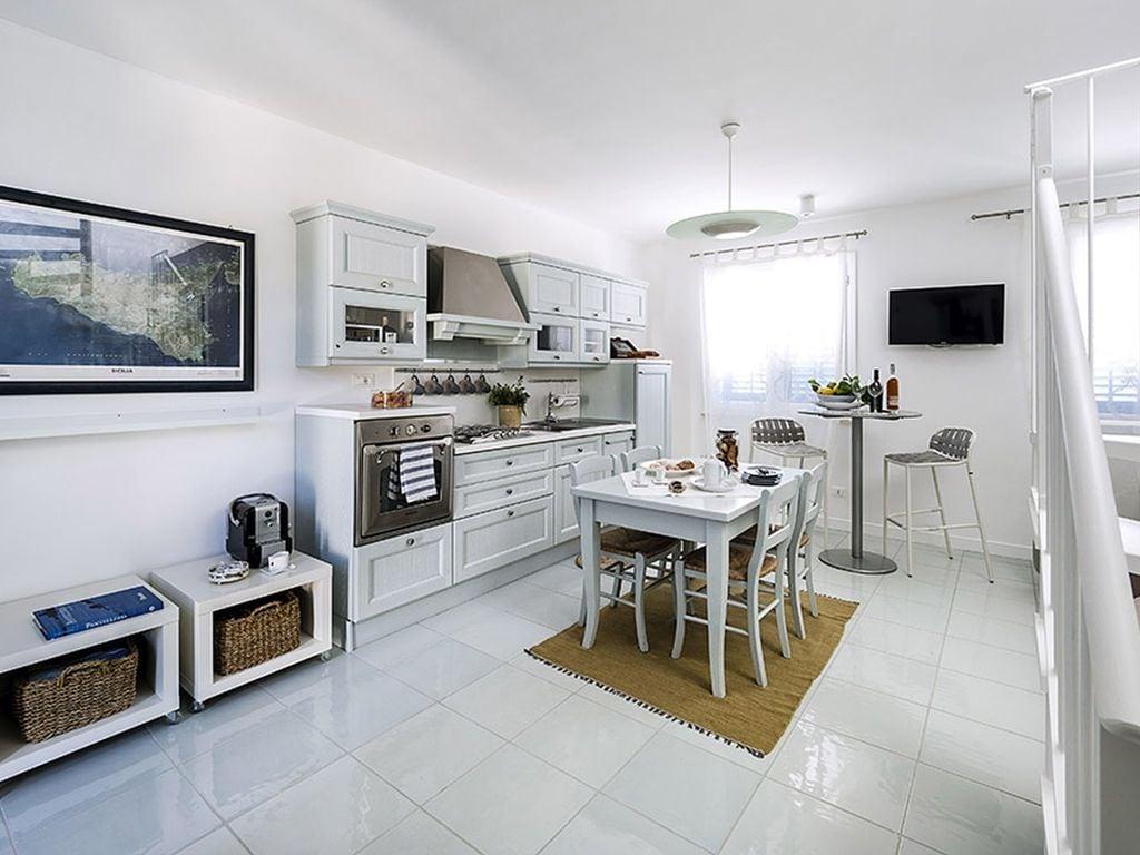 Maison de vacances Geräumiges Ferienhaus in San Vito Lo Capo mit Dachterrasse (2030796), San Vito Lo Capo, Trapani, Sicile, Italie, image 6