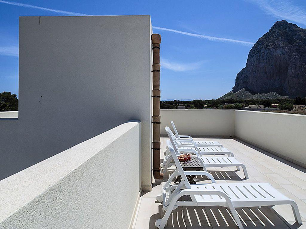 Maison de vacances Geräumiges Ferienhaus in San Vito Lo Capo mit Dachterrasse (2030796), San Vito Lo Capo, Trapani, Sicile, Italie, image 19