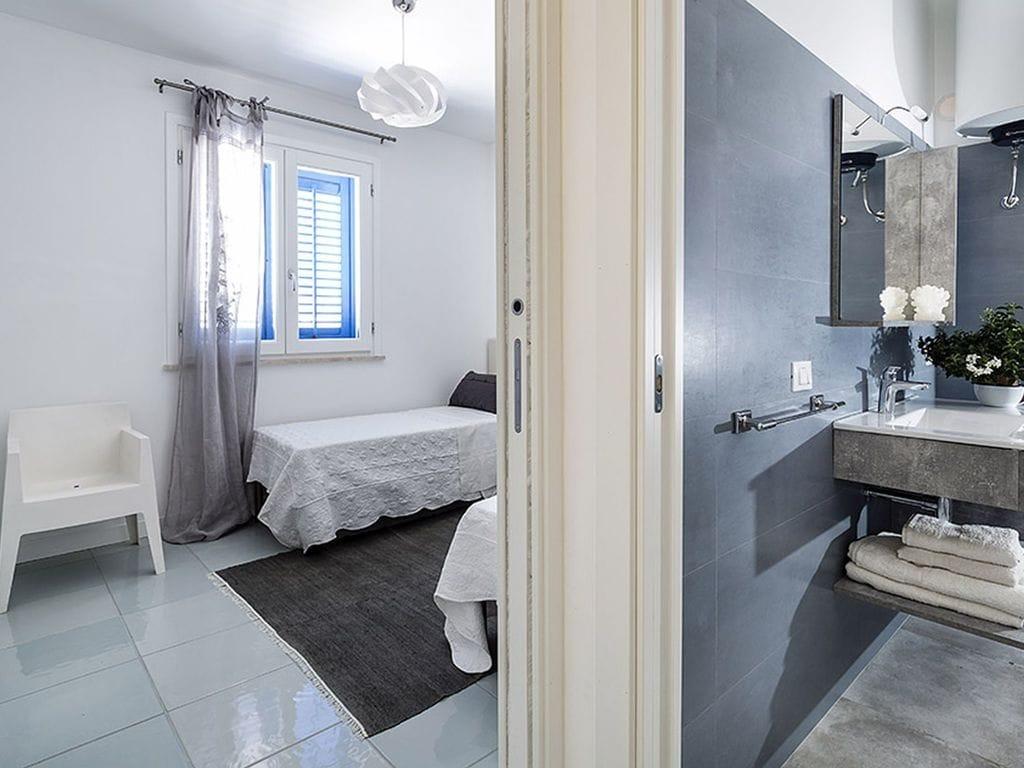 Maison de vacances Geräumiges Ferienhaus in San Vito Lo Capo mit Dachterrasse (2030796), San Vito Lo Capo, Trapani, Sicile, Italie, image 13