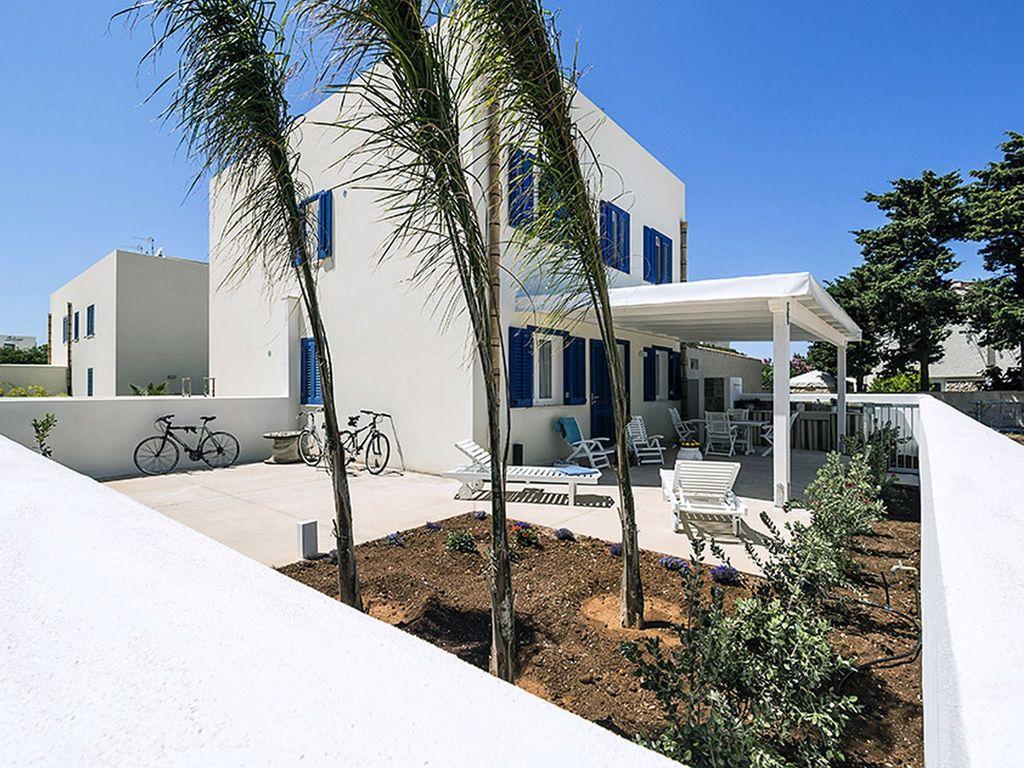 Maison de vacances Geräumiges Ferienhaus in San Vito Lo Capo mit Dachterrasse (2030796), San Vito Lo Capo, Trapani, Sicile, Italie, image 2