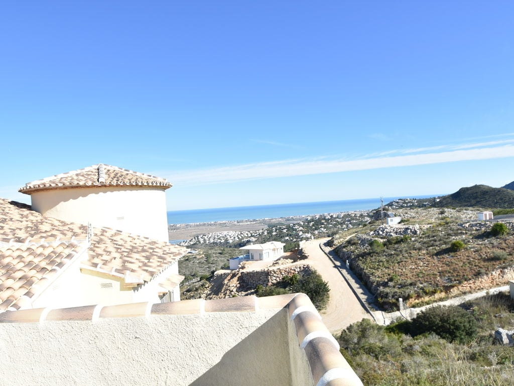Ferienhaus Schöne Villa mit privatem Swimmingpool in Pego (2099529), Sanet y Negrals, Costa Blanca, Valencia, Spanien, Bild 33
