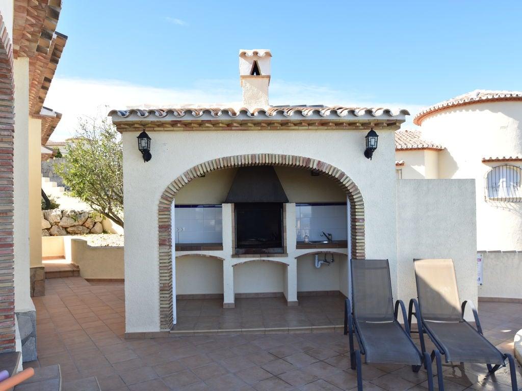 Ferienhaus Schöne Villa mit privatem Swimmingpool in Pego (2099529), Sanet y Negrals, Costa Blanca, Valencia, Spanien, Bild 25