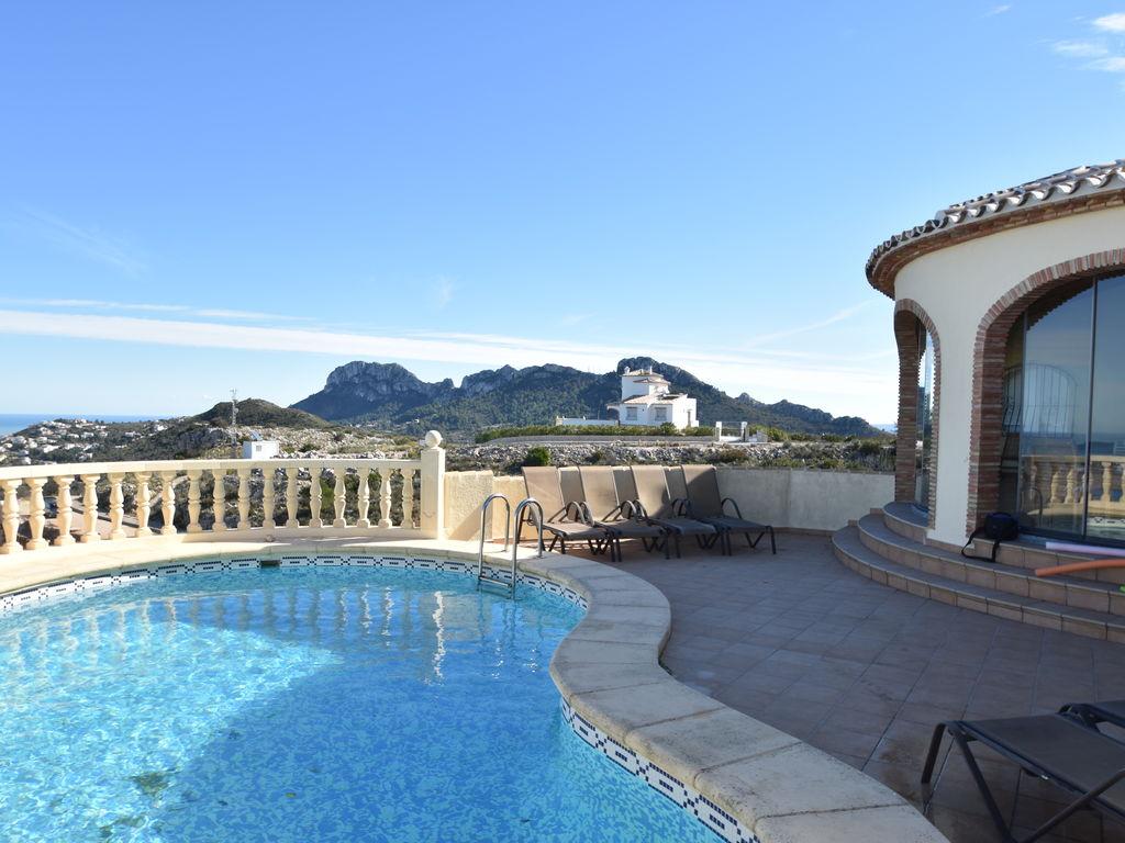 Ferienhaus Schöne Villa mit privatem Swimmingpool in Pego (2099529), Sanet y Negrals, Costa Blanca, Valencia, Spanien, Bild 7