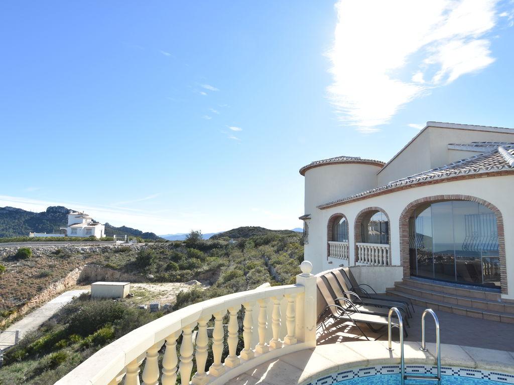 Ferienhaus Schöne Villa mit privatem Swimmingpool in Pego (2099529), Sanet y Negrals, Costa Blanca, Valencia, Spanien, Bild 6