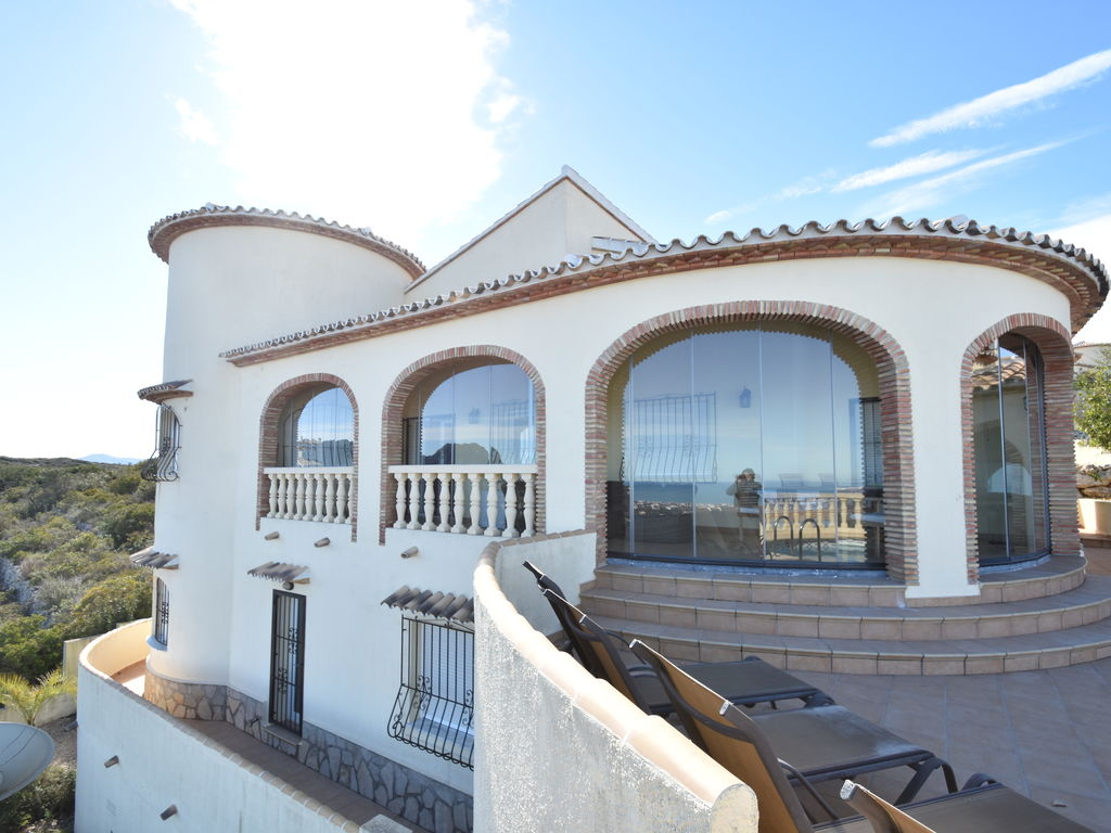 Ferienhaus Schöne Villa mit privatem Swimmingpool in Pego (2099529), Sanet y Negrals, Costa Blanca, Valencia, Spanien, Bild 2