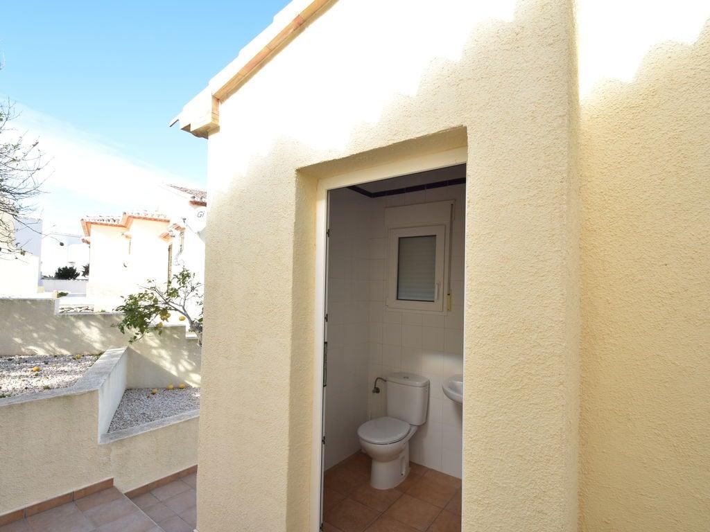 Ferienhaus Schöne Villa mit privatem Swimmingpool in Pego (2099529), Sanet y Negrals, Costa Blanca, Valencia, Spanien, Bild 9
