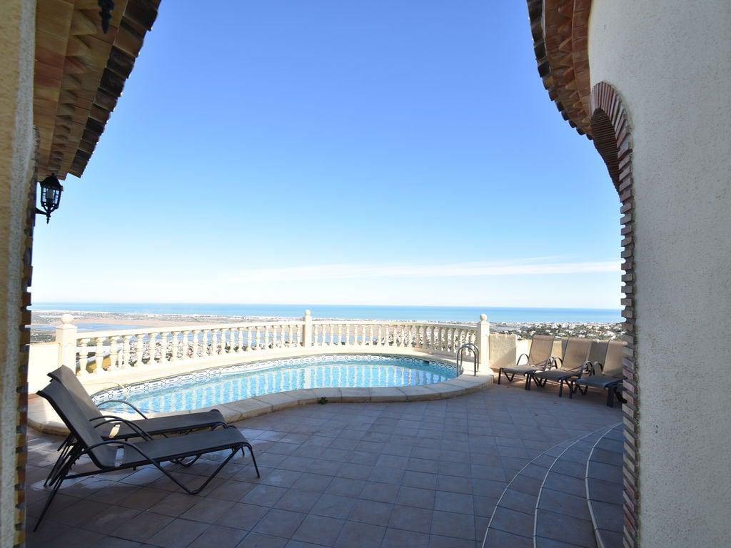 Ferienhaus Schöne Villa mit privatem Swimmingpool in Pego (2099529), Sanet y Negrals, Costa Blanca, Valencia, Spanien, Bild 8