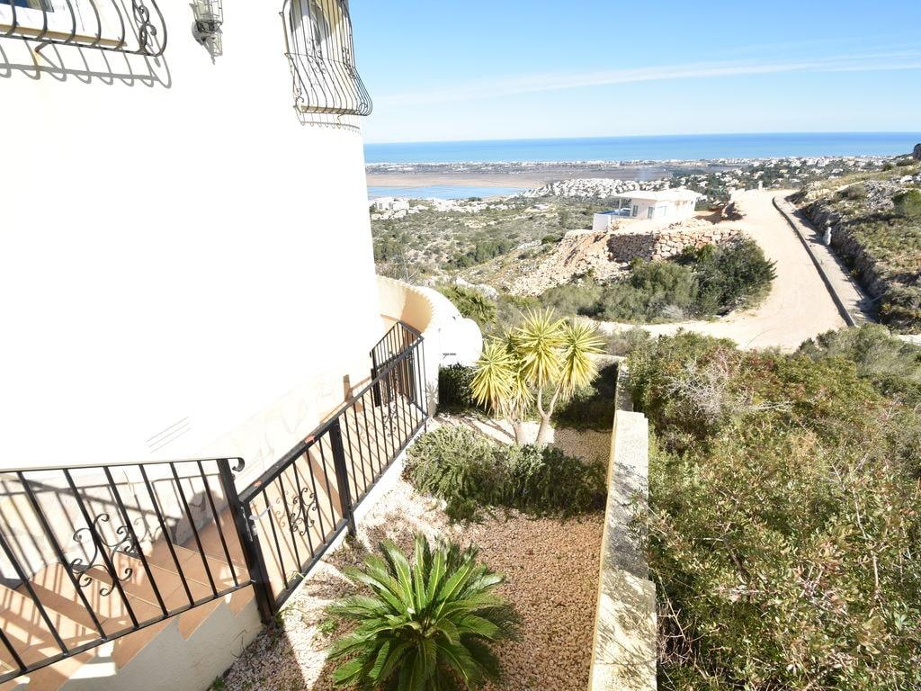 Ferienhaus Schöne Villa mit privatem Swimmingpool in Pego (2099529), Sanet y Negrals, Costa Blanca, Valencia, Spanien, Bild 32