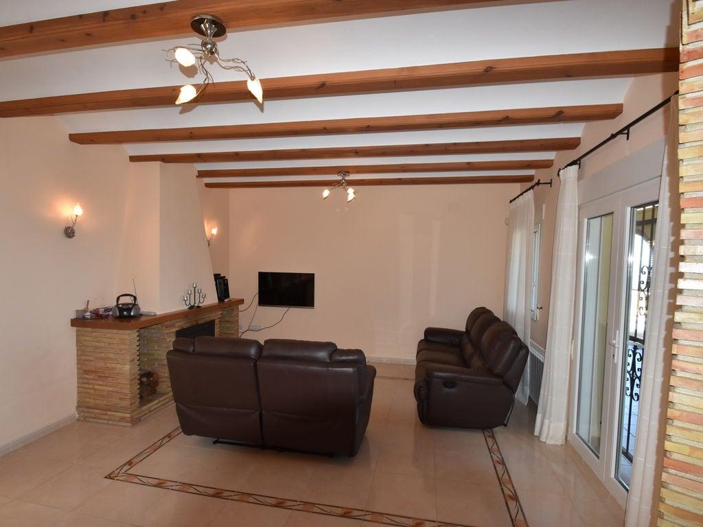 Ferienhaus Schöne Villa mit privatem Swimmingpool in Pego (2099529), Sanet y Negrals, Costa Blanca, Valencia, Spanien, Bild 11
