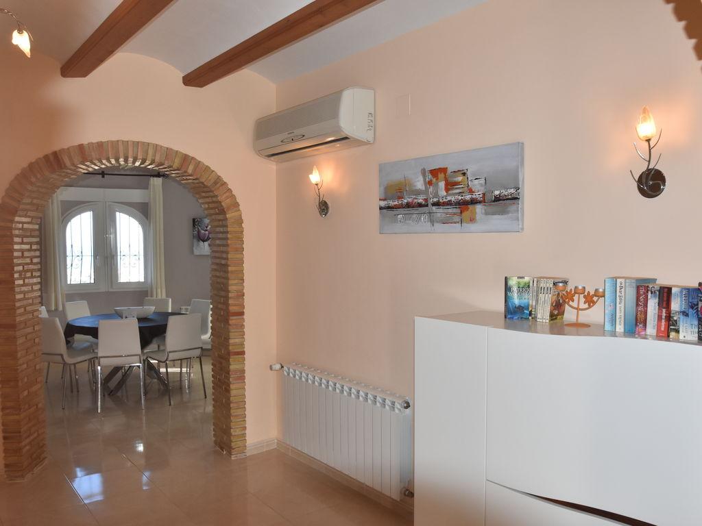 Ferienhaus Schöne Villa mit privatem Swimmingpool in Pego (2099529), Sanet y Negrals, Costa Blanca, Valencia, Spanien, Bild 14