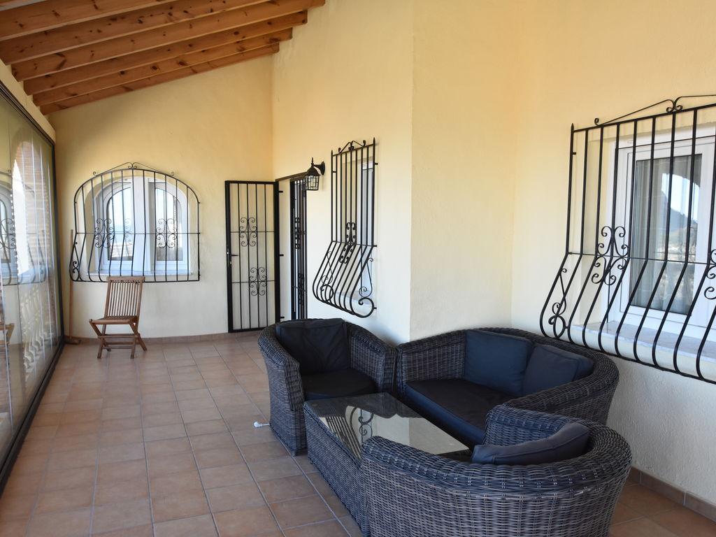 Ferienhaus Schöne Villa mit privatem Swimmingpool in Pego (2099529), Sanet y Negrals, Costa Blanca, Valencia, Spanien, Bild 27