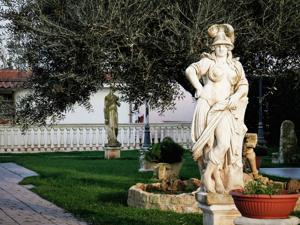 Ferienhaus Geräumige Villa mit eigenem Pool in Anzio Italien (2067212), Anzio, Rom, Latium, Italien, Bild 35
