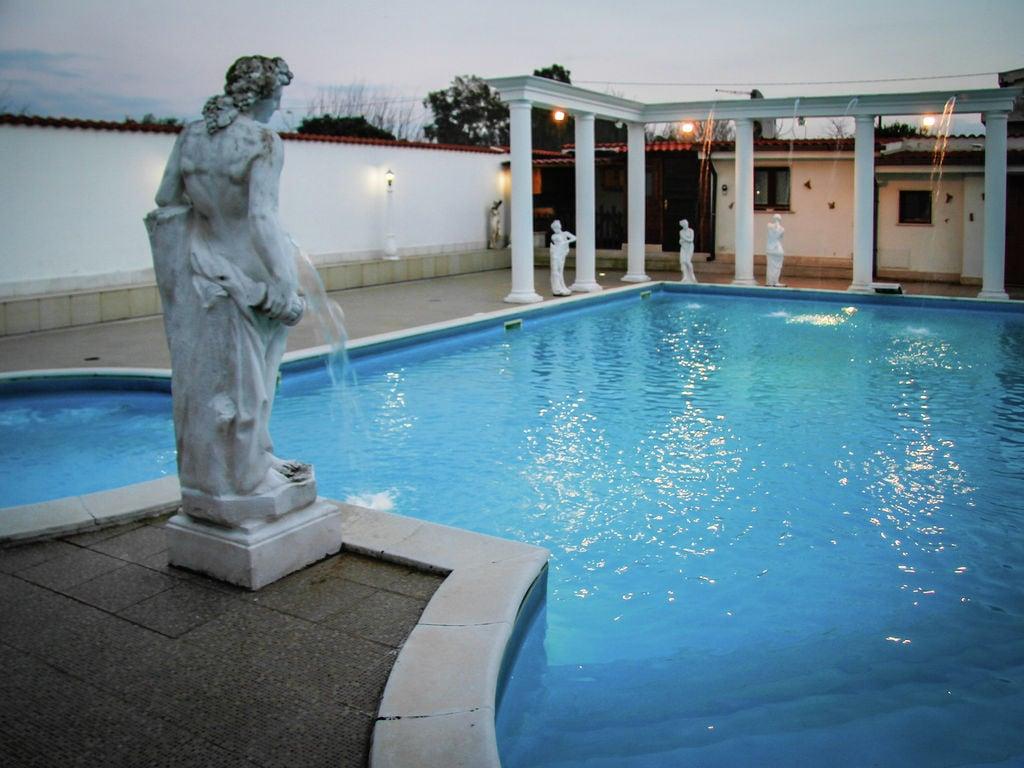 Ferienhaus Geräumige Villa mit eigenem Pool in Anzio Italien (2067212), Anzio, Rom, Latium, Italien, Bild 8