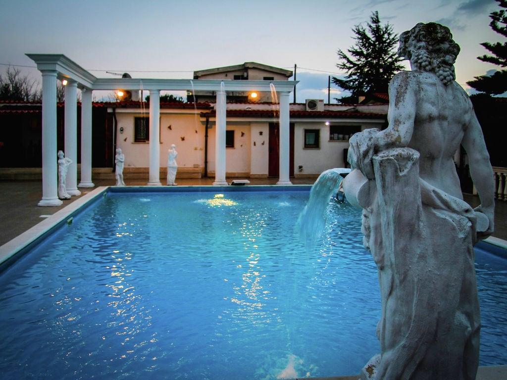 Ferienhaus Geräumige Villa mit eigenem Pool in Anzio Italien (2067212), Anzio, Rom, Latium, Italien, Bild 2
