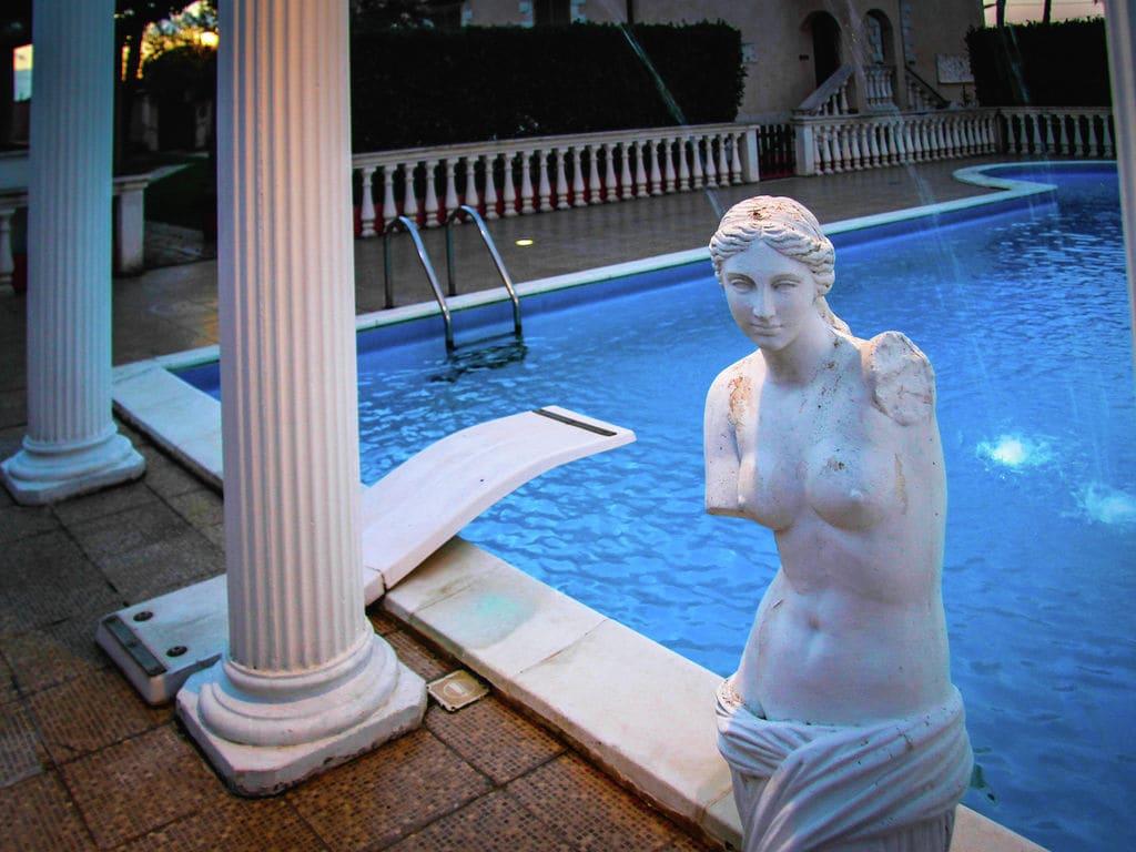 Ferienhaus Geräumige Villa mit eigenem Pool in Anzio Italien (2067212), Anzio, Rom, Latium, Italien, Bild 10