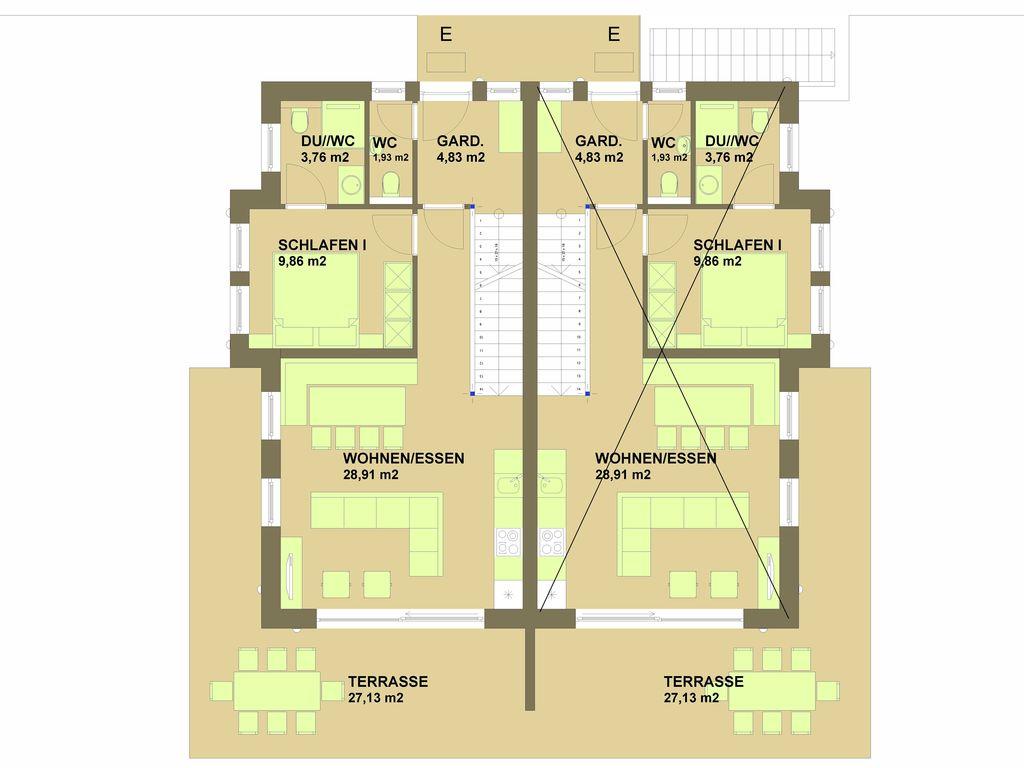 Ferienhaus Luxuriöses Ferienhaus mit Sauna in Niedernsill (2100269), Niedernsill, Pinzgau, Salzburg, Österreich, Bild 19