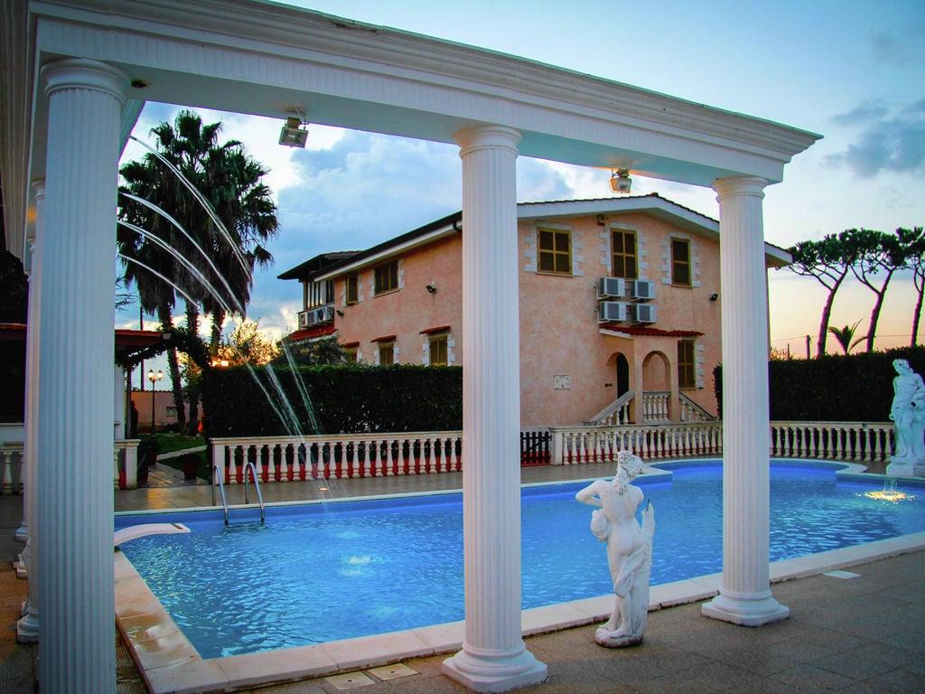 Ferienhaus Moderne Villa mit eigenem Pool in Anzio Italien (2067221), Anzio, Rom, Latium, Italien, Bild 2