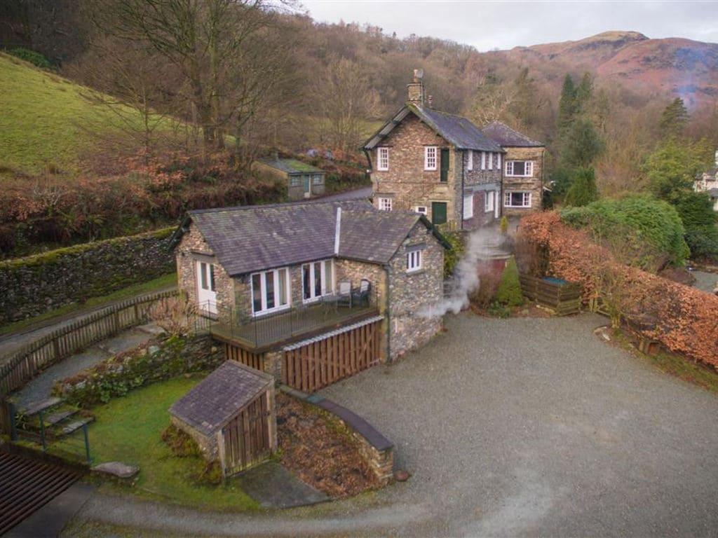 Maison de vacances Dale End Loggia (2083370), Grasmere, Cumbria - Lake District, Angleterre, Royaume-Uni, image 11