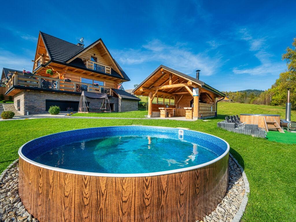 A luxury villa in the Tatra Mountains Ferienhaus in Polen