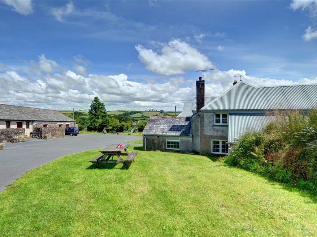 Maison de vacances Well Farm Cottage (2083322), North Tamerton, Cornouailles - Sorlingues, Angleterre, Royaume-Uni, image 8