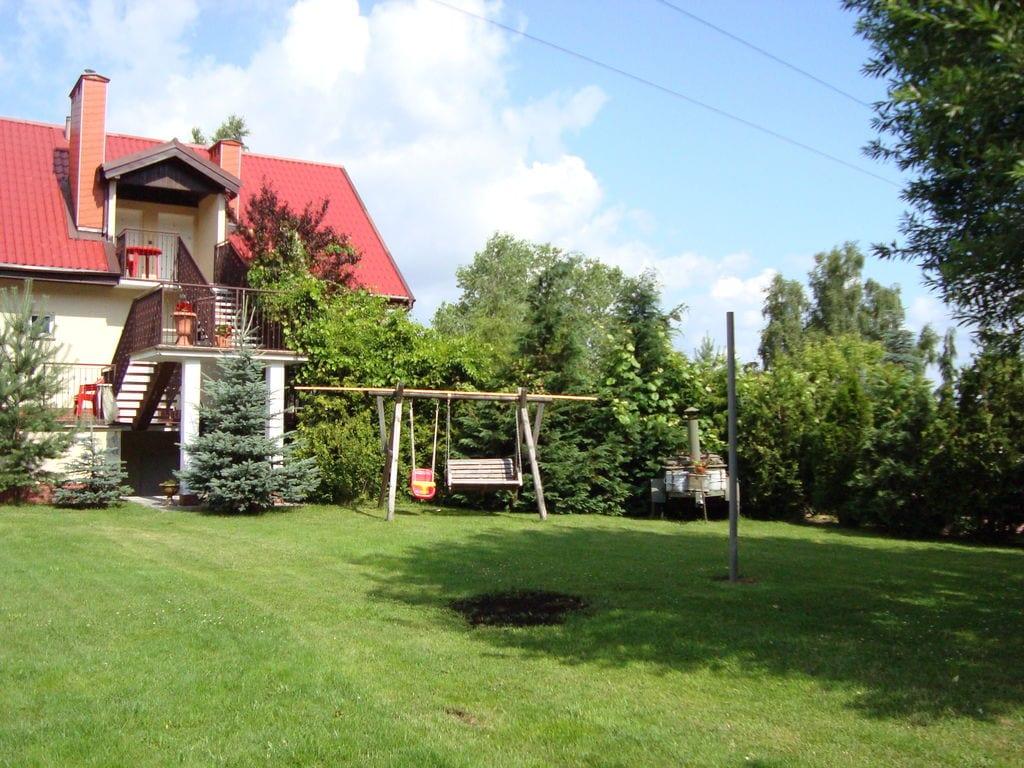 Gehobenes Ferienhaus in Zgorzale, Pommern mit priv Ferienhaus in Polen