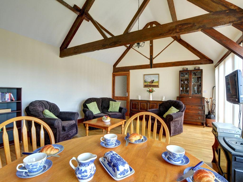 Ferienhaus Gemütliches Ferienhaus in Berriew mit Blick auf das Ackerland (2084610), Berriew, Mid Wales, Wales, Grossbritannien, Bild 5