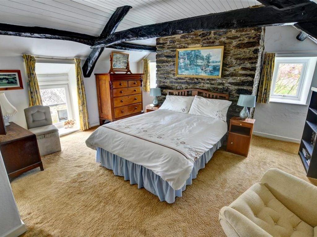 Ferienhaus Old Vicarage Cottage (2084658), Llangeler, West Wales, Wales, Grossbritannien, Bild 4