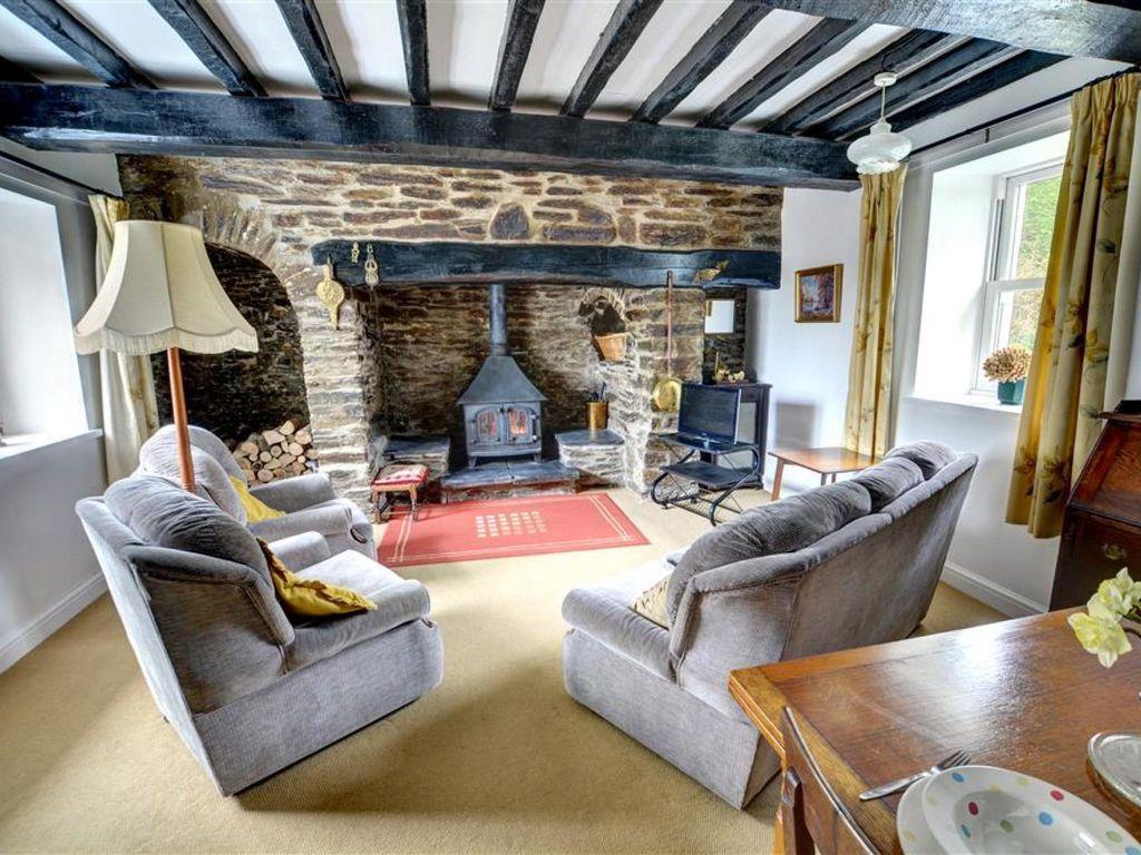 Ferienhaus Old Vicarage Cottage (2084658), Llangeler, West Wales, Wales, Grossbritannien, Bild 10
