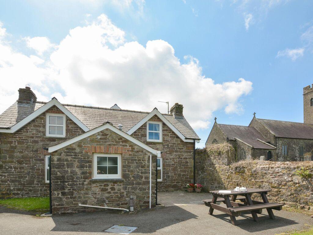 Ferienhaus Gemütliches Ferienhaus in Walwyn's Castle mit Garten (2084665), Walwyns Castle, West Wales, Wales, Grossbritannien, Bild 2