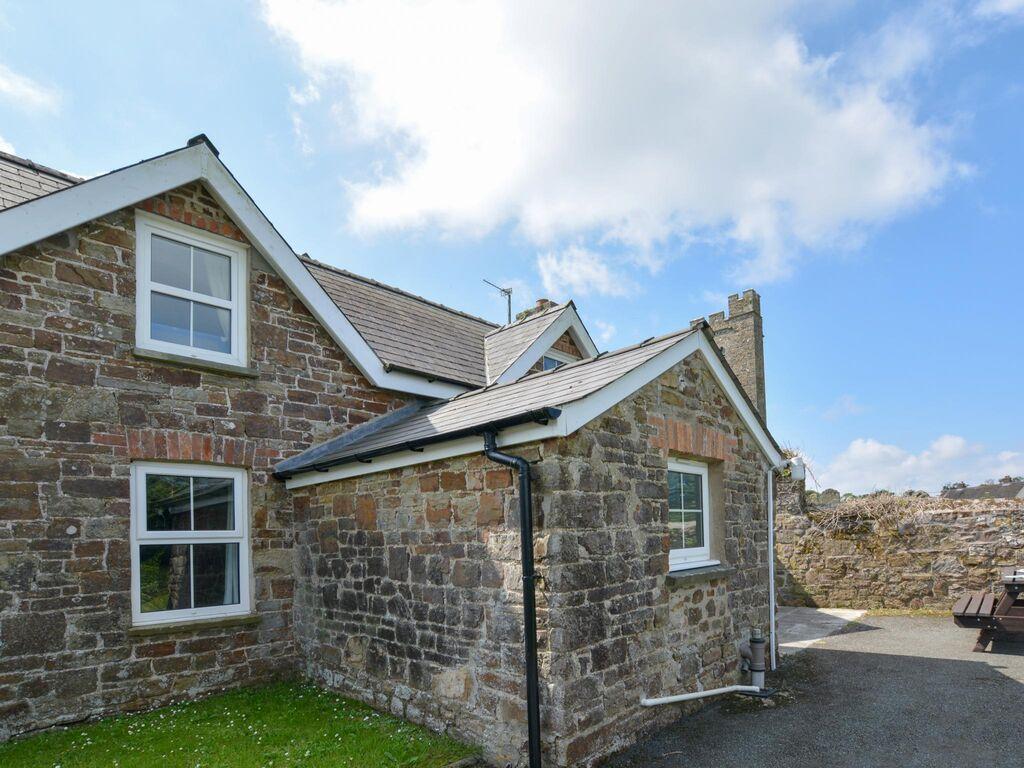 Ferienhaus Gemütliches Ferienhaus in Walwyn's Castle mit Garten (2084665), Walwyns Castle, West Wales, Wales, Grossbritannien, Bild 5