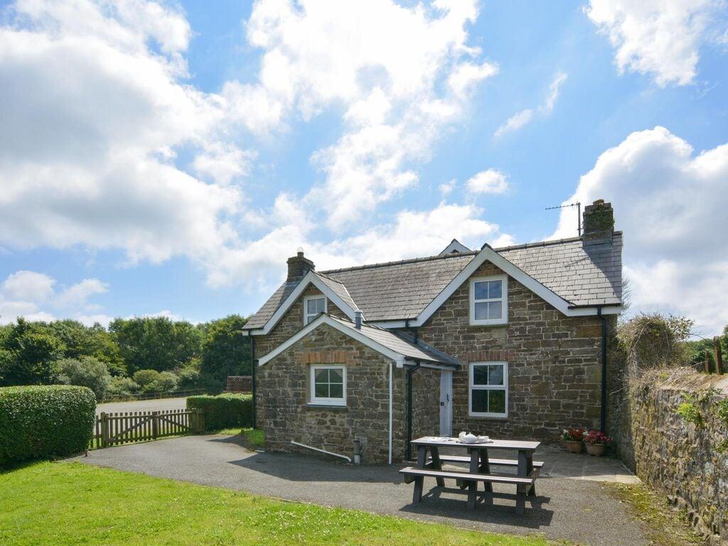 Ferienhaus Gemütliches Ferienhaus in Walwyn's Castle mit Garten (2084665), Walwyns Castle, West Wales, Wales, Grossbritannien, Bild 4