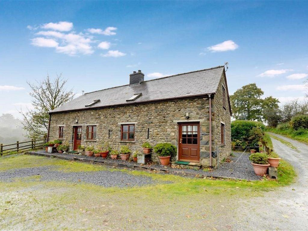 Ferienhaus Luxuriöses Ferienhaus in Llandovery mit Garten (2084642), Cynghordy, West Wales, Wales, Grossbritannien, Bild 1