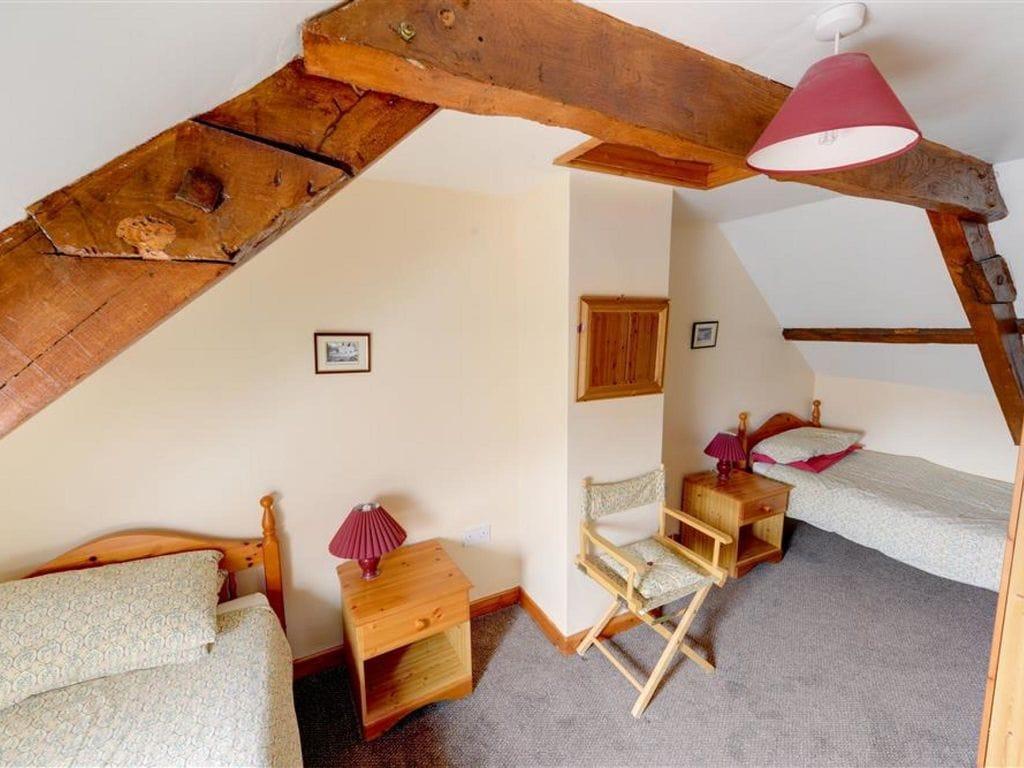 Ferienhaus Luxuriöses Ferienhaus in Llandovery mit Garten (2084642), Cynghordy, West Wales, Wales, Grossbritannien, Bild 6