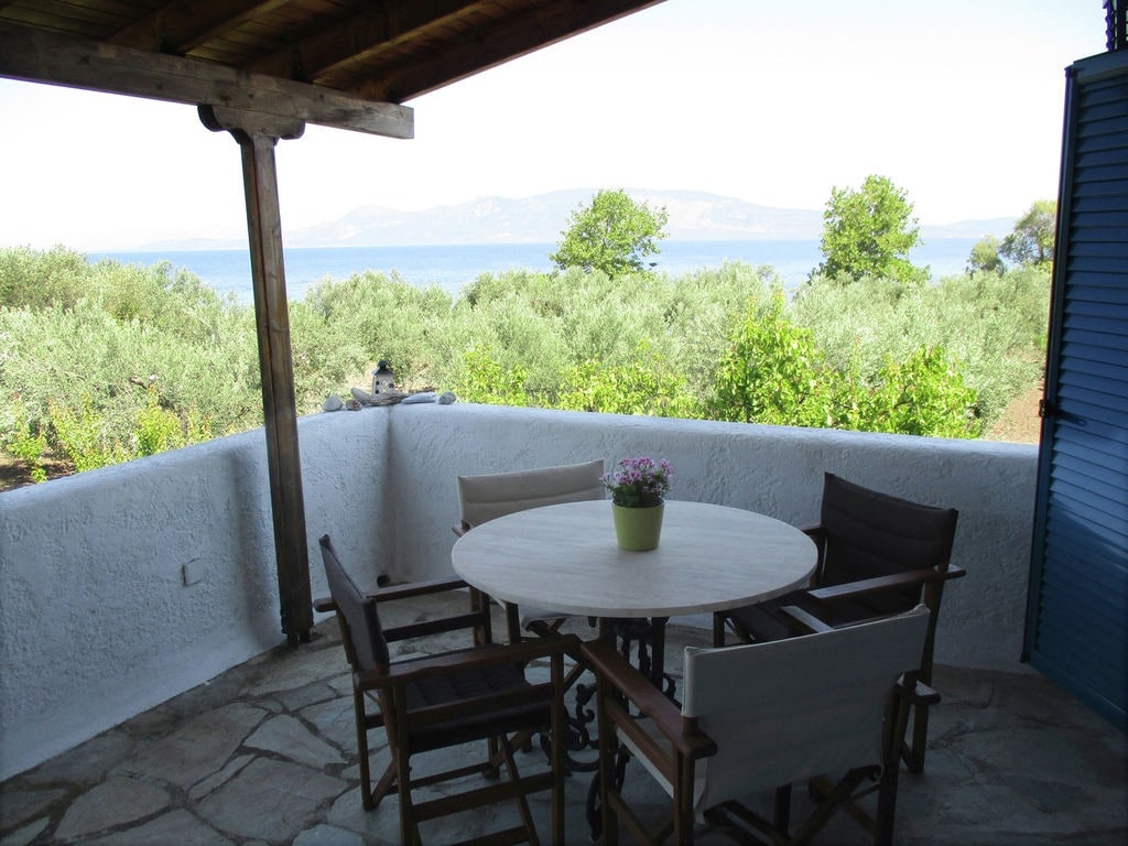 Holiday house Country house with private beach Upper floor (2099546), Arkitsa, , Central Greece, Greece, picture 17