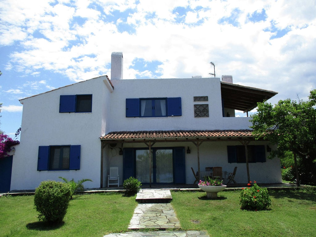 Holiday house Country house with private beach Upper floor (2099546), Arkitsa, , Central Greece, Greece, picture 3