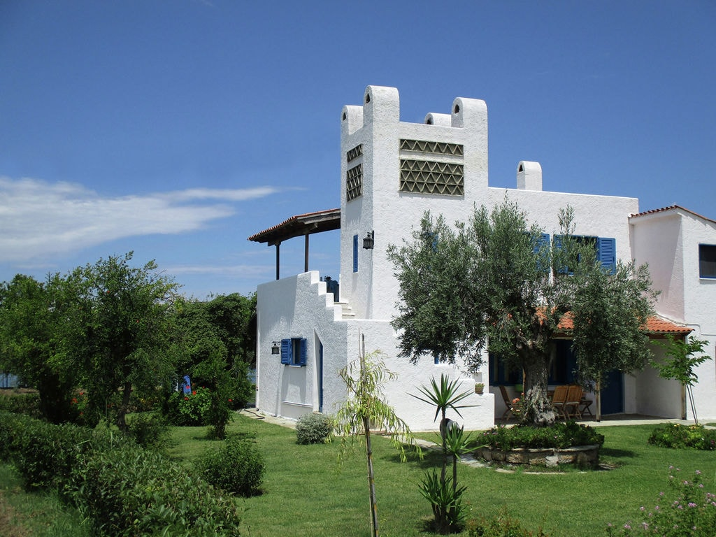 Holiday house Country house with private beach Upper floor (2099546), Arkitsa, , Central Greece, Greece, picture 4
