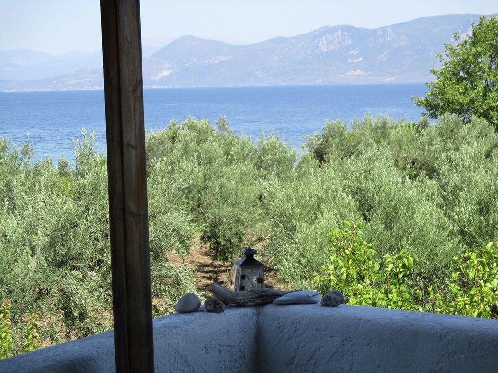 Holiday house Country house with private beach Upper floor (2099546), Arkitsa, , Central Greece, Greece, picture 25