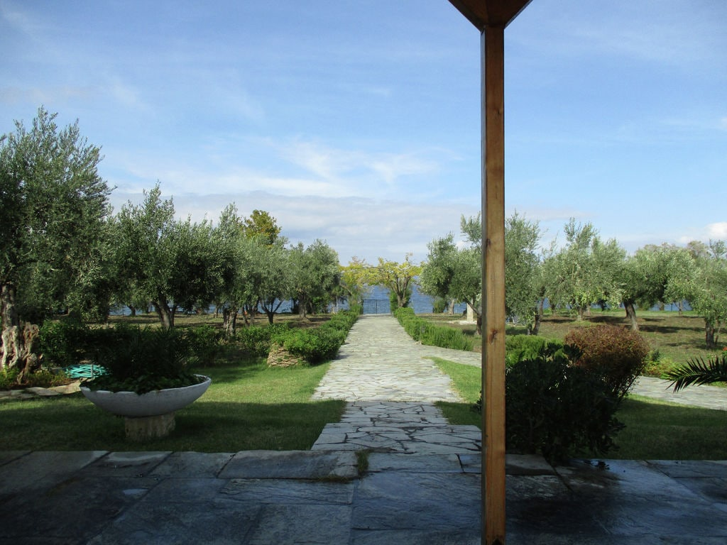 Holiday house Country house with private beach Upper floor (2099546), Arkitsa, , Central Greece, Greece, picture 19