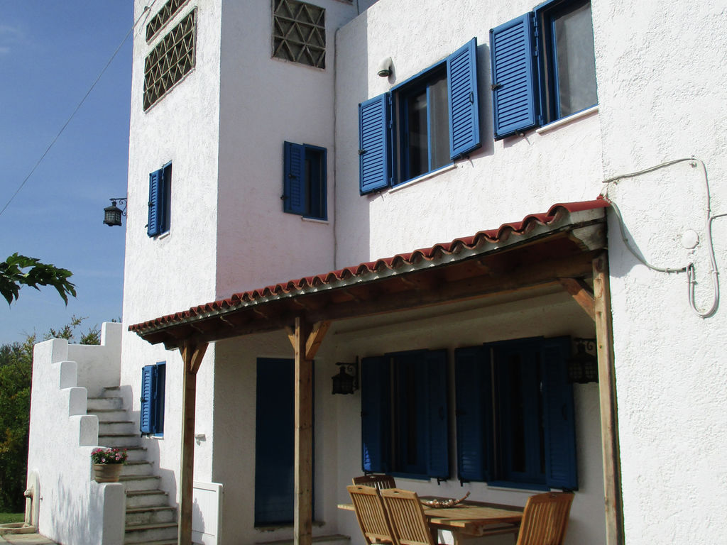 Holiday house Country house with private beach Upper floor (2099546), Arkitsa, , Central Greece, Greece, picture 6