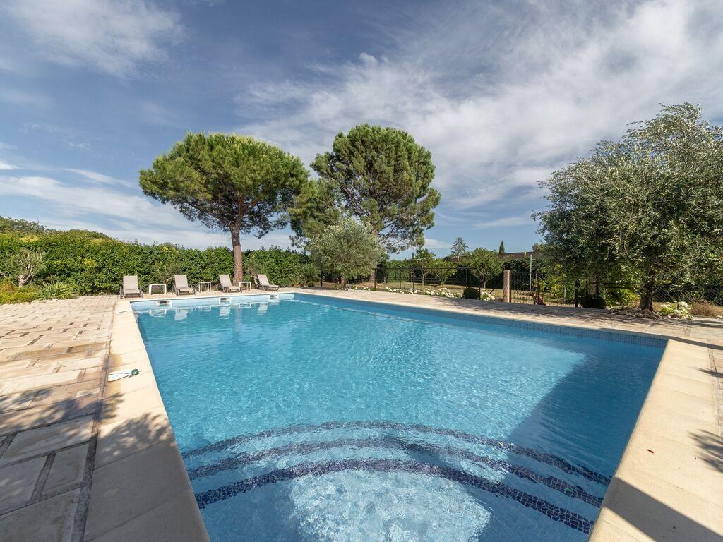 Holiday house Aufwändige Villa in Carpentras mit privatem Pool (2774551), Carpentras, Vaucluse, Provence - Alps - Côte d'Azur, France, picture 2