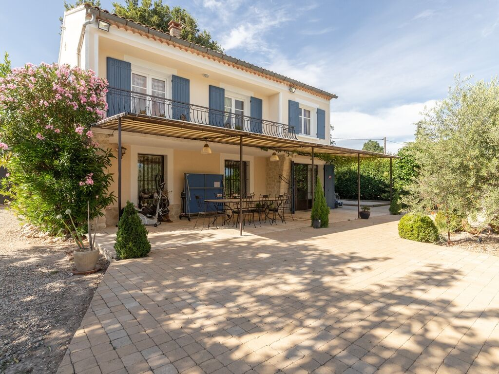 Holiday house Aufwändige Villa in Carpentras mit privatem Pool (2774551), Carpentras, Vaucluse, Provence - Alps - Côte d'Azur, France, picture 1
