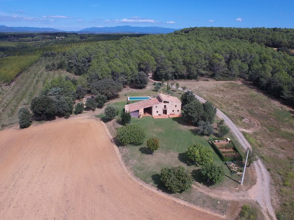 Masia Can Roca de Dalt Ferienhaus in Spanien