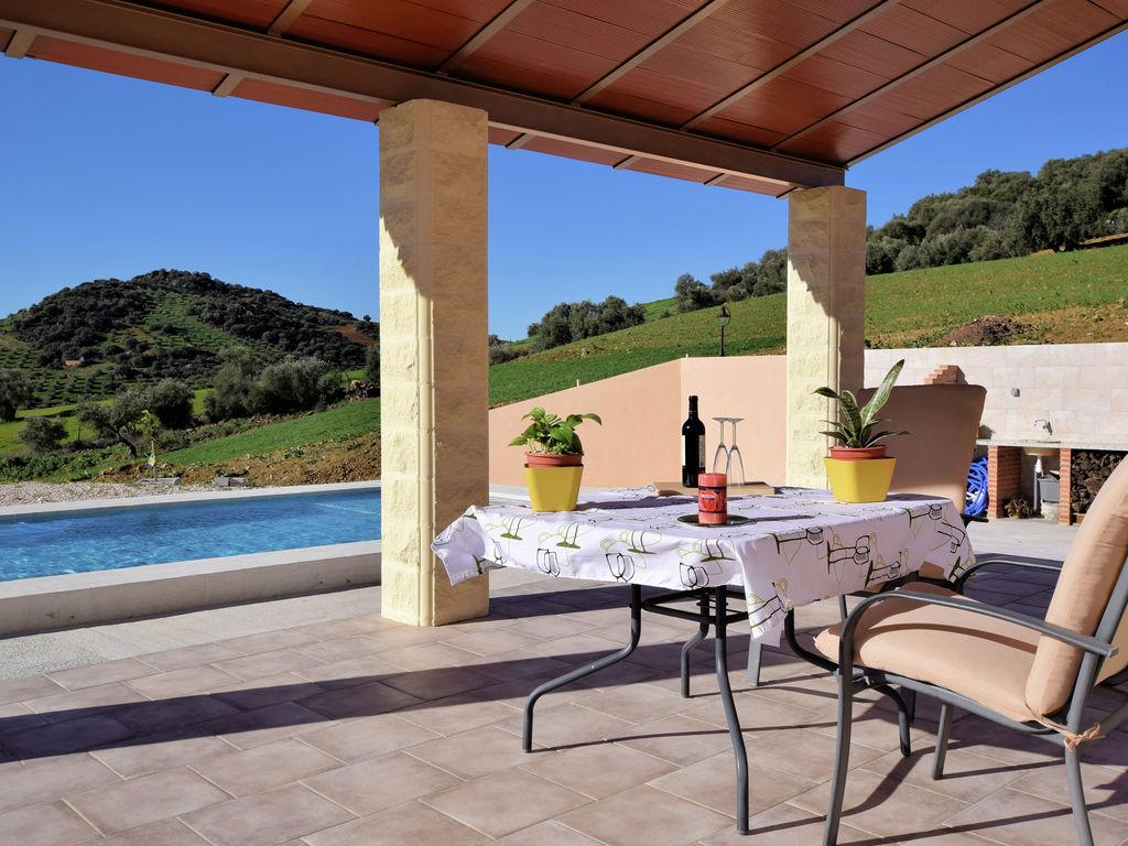 Ferienhaus Ruhiges Ferienhaus in Villanueva de la Concepción mit Garten (2072636), Villanueva de la Concepcion, Malaga, Andalusien, Spanien, Bild 15