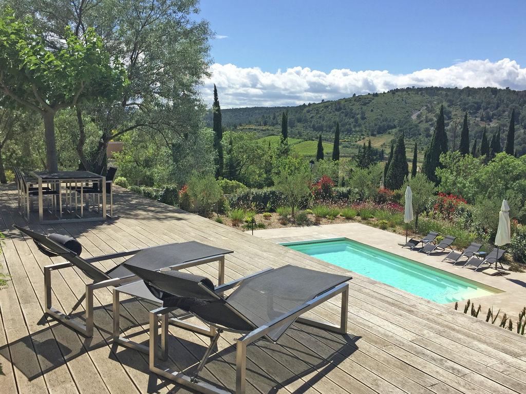 Ferienhaus Charmante Villa in Lagrasse mit privatem Swimmingpool (2120499), Lagrasse, Aude Binnenland, Languedoc-Roussillon, Frankreich, Bild 4