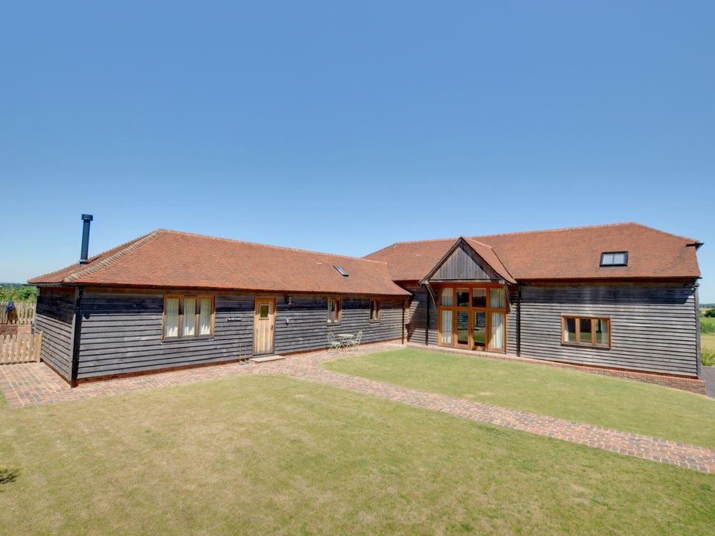 Maison de vacances Churchlands Barn (2107803), Tenterden, Kent, Angleterre, Royaume-Uni, image 35
