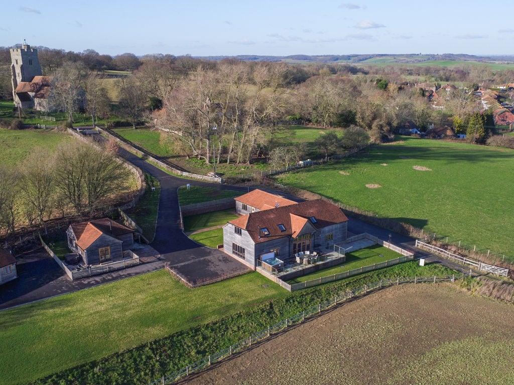 Maison de vacances Churchlands Barn (2107803), Tenterden, Kent, Angleterre, Royaume-Uni, image 39
