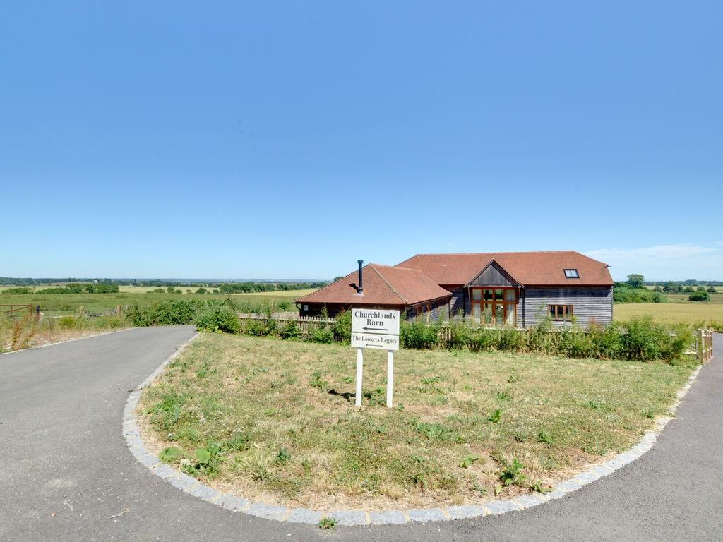Maison de vacances Churchlands Barn (2107803), Tenterden, Kent, Angleterre, Royaume-Uni, image 54