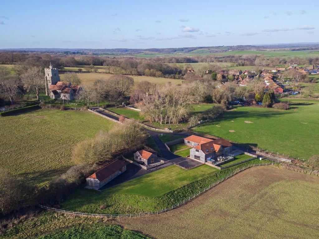 Maison de vacances Churchlands Barn (2107803), Tenterden, Kent, Angleterre, Royaume-Uni, image 60