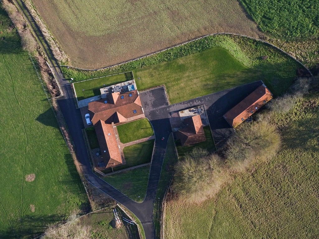 Maison de vacances Churchlands Barn (2107803), Tenterden, Kent, Angleterre, Royaume-Uni, image 61
