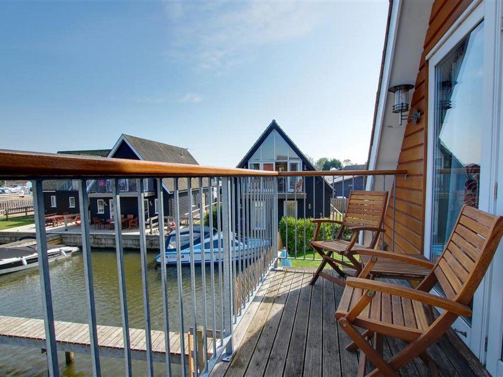 Ferienhaus Ruhiges Ferienhaus mit Anlegestelle in Horning (2107745), Horning, Norfolk, England, Grossbritannien, Bild 13